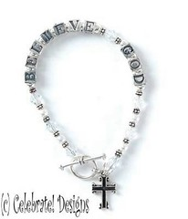 believe god bracelet