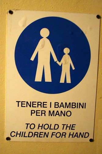 To Hold the Children For Hand