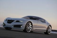 Saab AeroX Concept Car