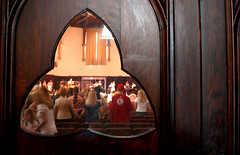 Outside looking in (BlendiSalaj) Tags: door church ma worship massachusetts sunday service mass protestant praise worcester throughtheglass unionchurch outsidelookingin