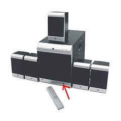 durabrad_model_ht-3917 (zMelliex) Tags: model speakers durabrand ht3917