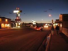 IMG_3568.JPG (elialtman) Tags: arizona dusk holbrook