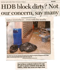 002d - Dirty HDB Block
