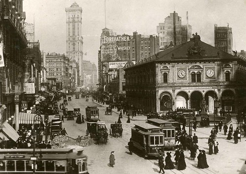 Herald Square, midtown Manhattan, New York City