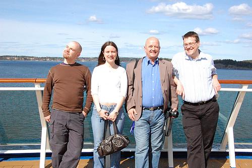 Ålandskryssning med Common