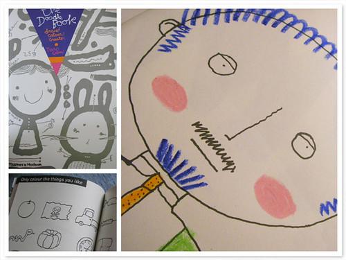 The Doodle Book, de Taro Gomi