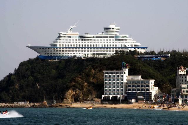 Cruise Ship Hotel