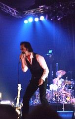Nick Cave (wsogmm) Tags: uk seaside atp butlins nickcave minehead grinderman atpdirtythree