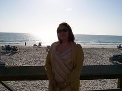 me at Naples Beach