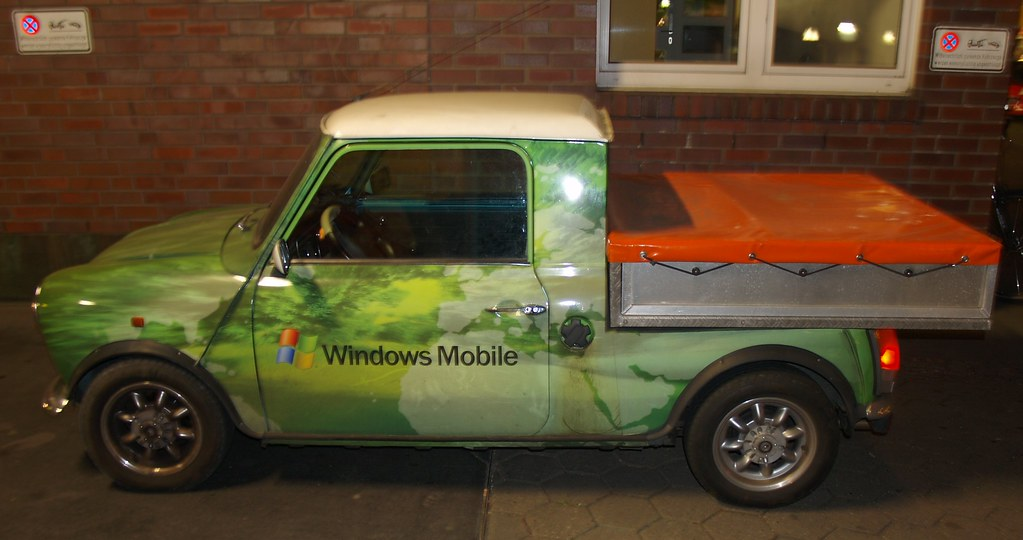 Windows Mobile im neuen Look