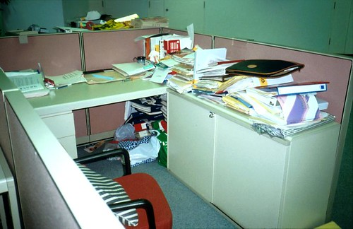 003a - messy desk