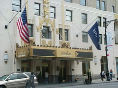 Jumeirah Essex House (CourtneyMay) Tags: nyc ny newyork weekend manhattan april entry newyorkny 2007 april2007 jumeirahessexhouse
