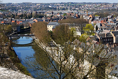 Namur's Downtown