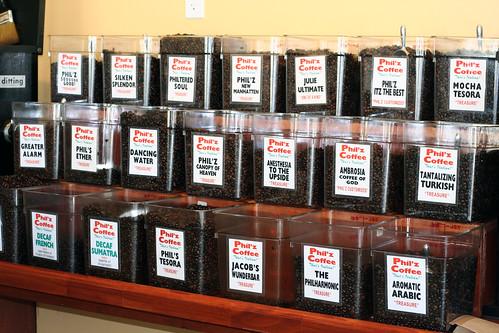 Philz Coffee loose beans