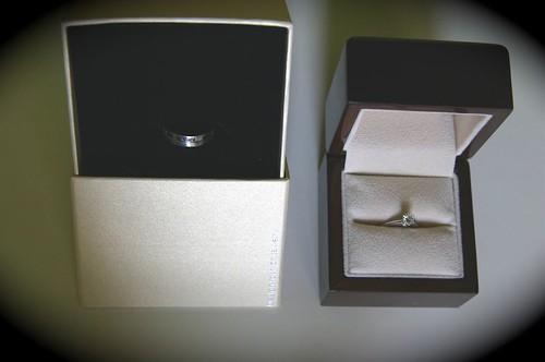 訂情戒與結婚戒