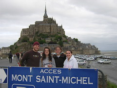 Acces Mont Saint-Michel