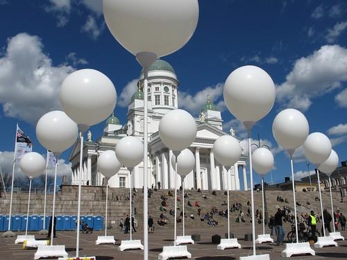 Senaatintori (Senate square) Helsinki by elavats.