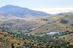 Davis Mountains State Park - Indian Lodge