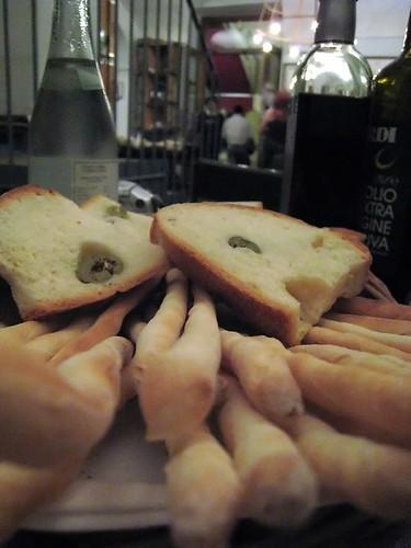 Bread basket, Tre Galli