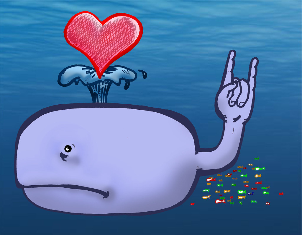 Emo Whale