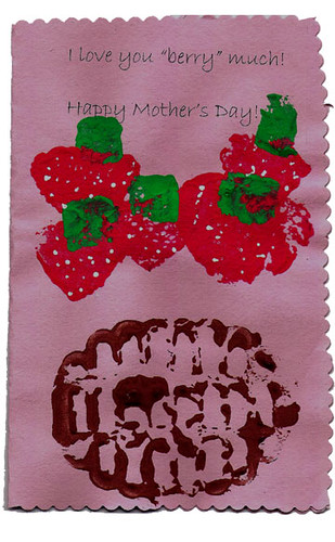 Mother's Day Card by Suse