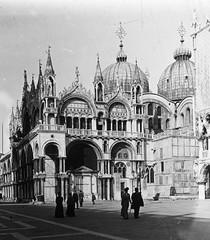 Venice, Italy - Basilica di San Marco a Venezia