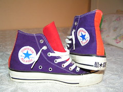 OriginalUS_3 Colours3 (abby28xyz) Tags: shoes sneakers converse hightops chucks allstars chycktaylor