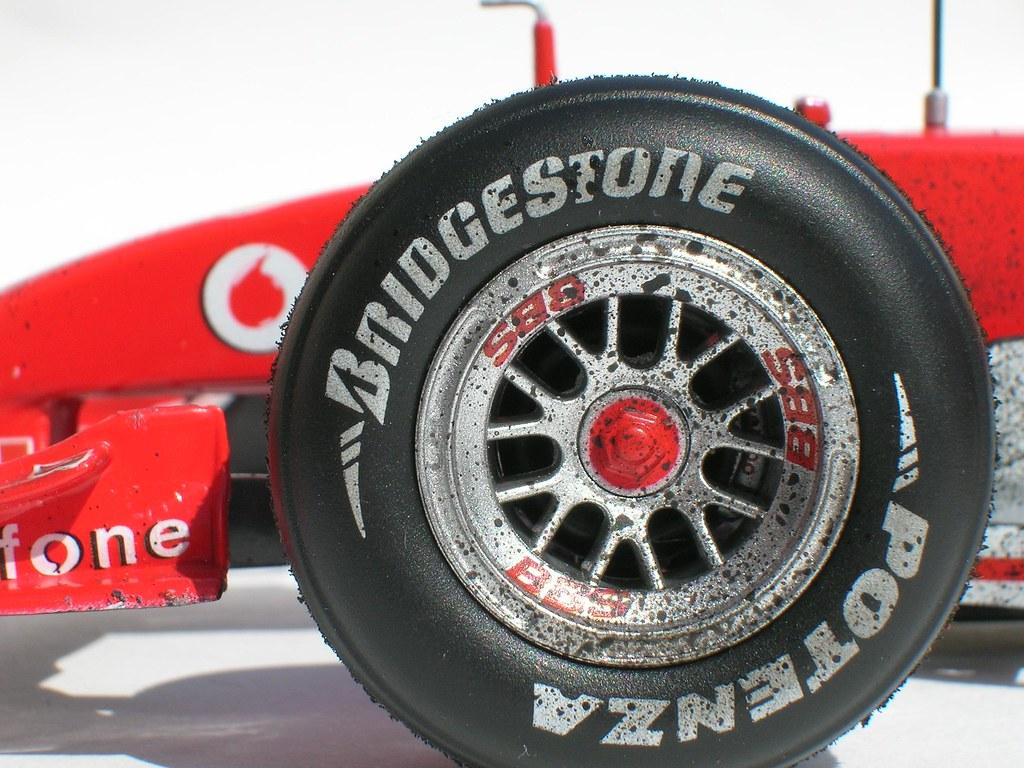 The Worlds Best Photos Of Hotwheels And Michaelschumacher Flickr Elite 143 Ferrari Fxx Michael Schumacher Bahrain 2004 Tire Wear Wake Me When Its Over Tags Pictures Red F2004