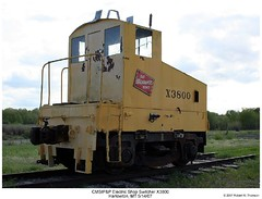 Milwaukee Road Shop Switcher X3800 (Robert W. Thomson) Tags: railroad train montana railway trains trainengine harlowton switcher switchengine deerlodge milwaukeeroad cmstp electricengine cmstpp chicagomilwaukeestpaulpacific shopswitcher