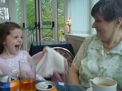 Miriam & my mum