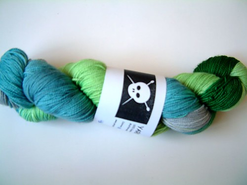Yarn Pirate- Mermaid