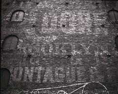 rookly ontague (samuraiphotog) Tags: nyc newyorkcity film brooklyn 2000 120film scannednegative mamiya7 ilfordpanf50 empirestores