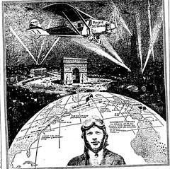Lindbergh Sketch