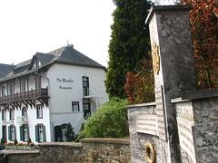 Battle of the Bulge:  Hotel du Moulin and The Ligneuville Massacre