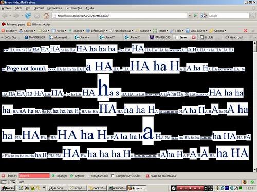 Error en Joker Web