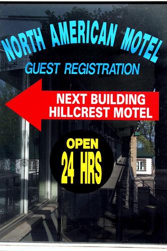 north american motel