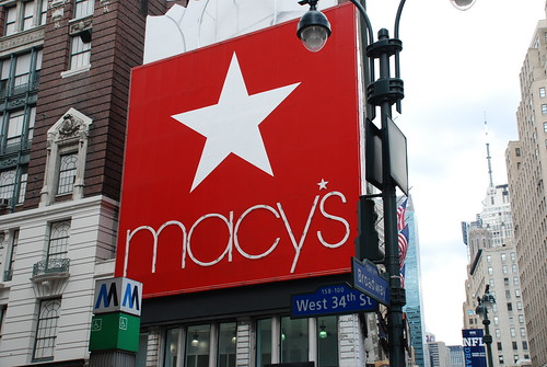 Macy's on Broadway by advencap
