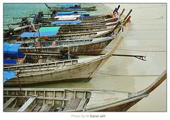 [ Departure,, (Nasser Bouhadoud) Tags: 2005 sea beach canon thailand island 350d boat phi phuket departure nasser saher   allil