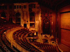 Uptown Theater - Auditorium