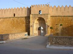 Entrée du Borj El Woustani