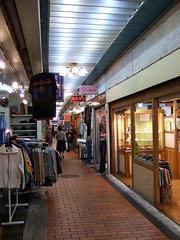 Kobe Motomachi Arcade /  ((^_~) [MARK'N MARKUS] (~_^)) Tags: japan 100v arcade kobe  motomachi