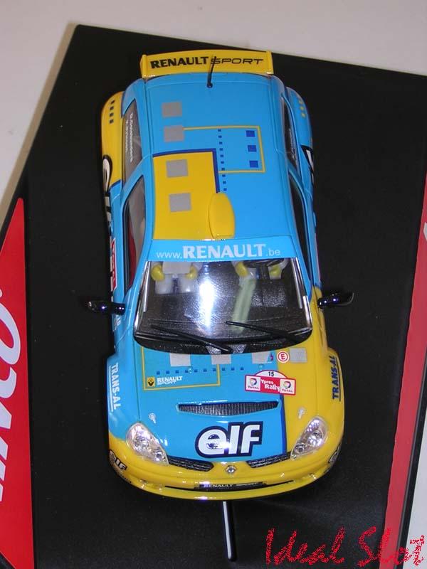 Renault clio slot car