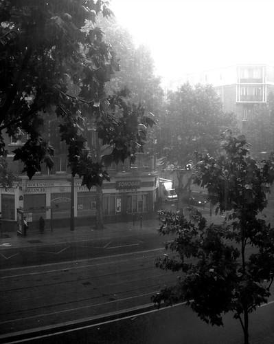 Pluie, pluie, pluie