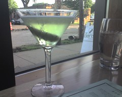 Minnesota Pickle Martini