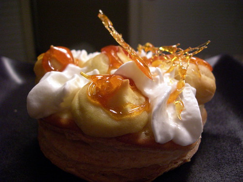 Gateau de Saint Honore