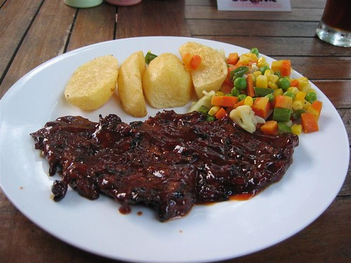 Steak Barbeque ala Obonk