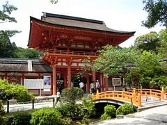 2007.5.27 上賀茂神社1 楼門