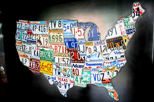 Maps Us Map Art - Cool map of us