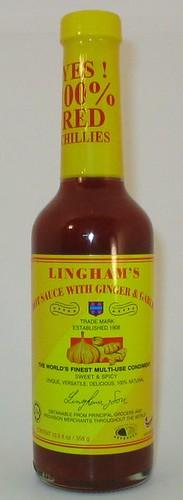 Lingham's Hot Sauce