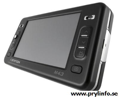 prylar gadgets pmp gps mediaspelare portabelt